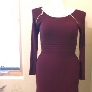 INC Sweater Dress